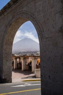 Vulkan Misti