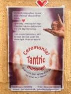 Tantric Massage?
