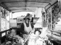 Rollender Markt am Lago Titicaca, Peru