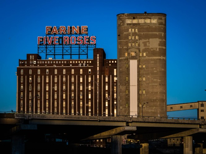 Farine Five Roses, Montreal