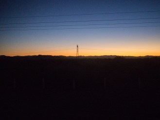 In der Wüste von Arizona