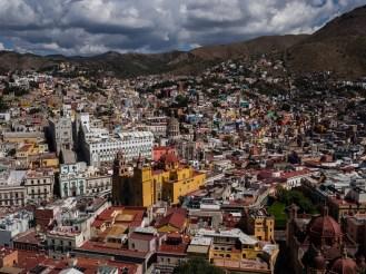 Guanajuato, eine der schönsten Städte Mexikos