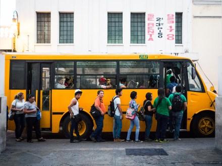 Wohin fährt dieser Bus?