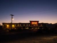 Motel, Casino, Diner und heute grad auch noch: Karaokeabend.
