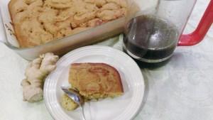 SCd Ginger Cake
