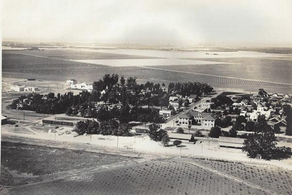 Brentwood California Circa 1922