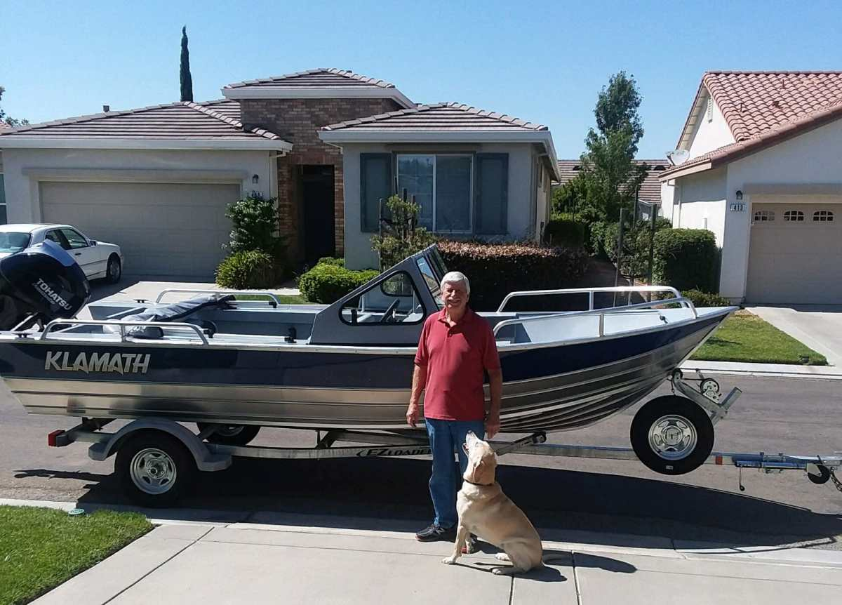 The Boat Arrives - with Ken and Barbie