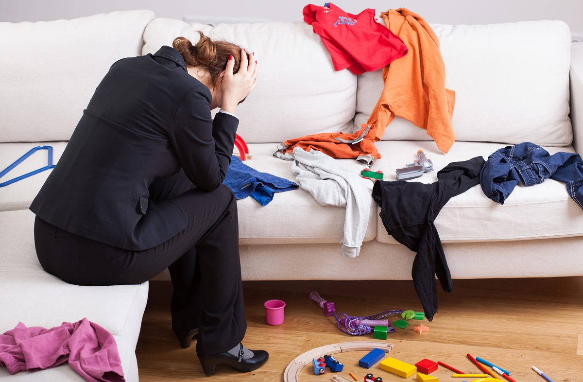 Get Organized! 5 Easy Tips for Organizing Your Home to Keep Your Sanity