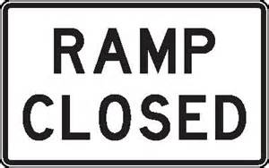 I-35 ramp off ramp to close for eight hours on Thursday