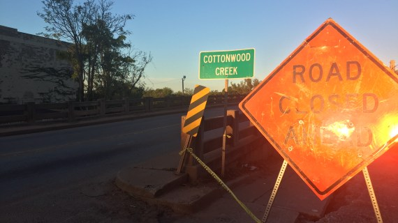5th Street to be shut down for bridge construction