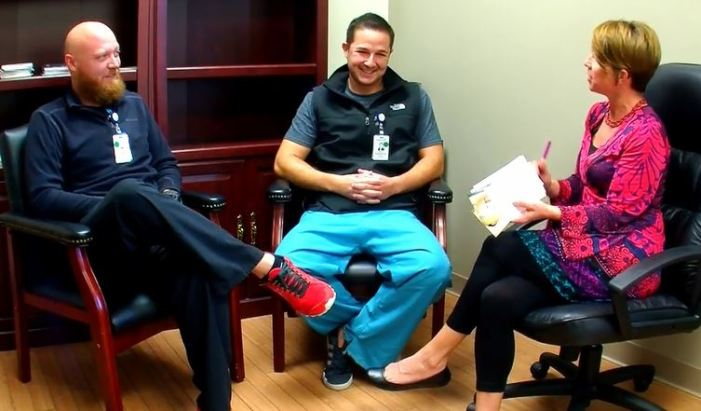 Chamber Chat: Video interview with new doctors at Mercy Hospital Logan County