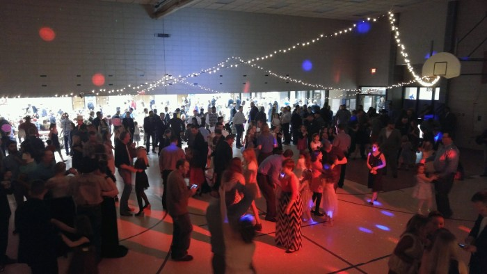 Father-Daughter Sweetheart Dance with another successful year