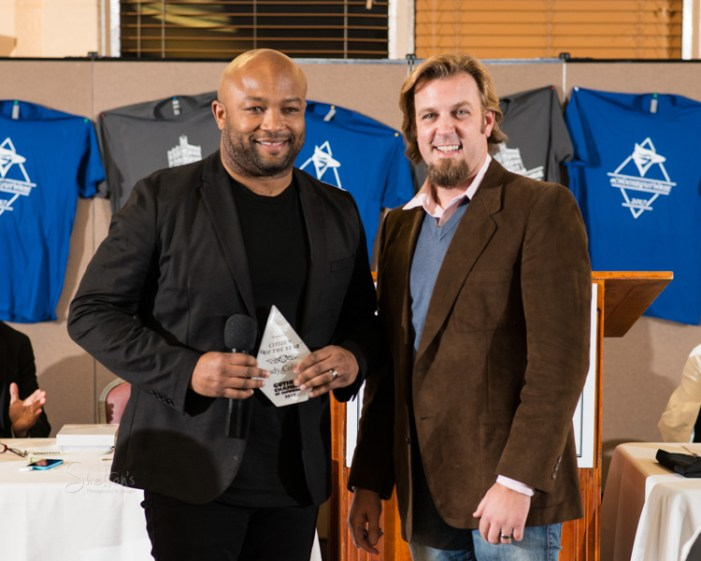 Guthrie Chamber hosts annual banquet; announces winners