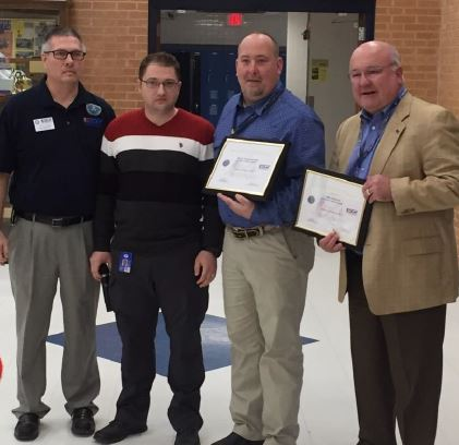 Guthrie Public Schools honored as a Patriotic Employer