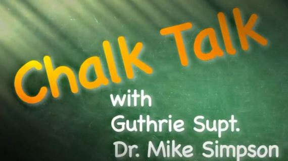 Chalk Talk with Supt. Dr. Mike Simpson