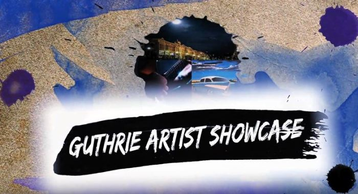 Guthrie Artist Showcase featuring Glenda Radigonda