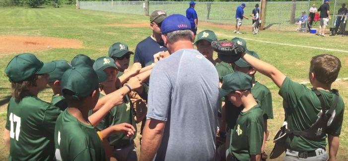 Opening Day a success for Guthrie Little League Baseball