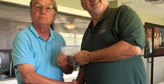 Kiwanis Club makes donation to Logan Community Services