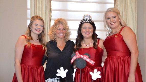 Spirit of Oklahoma award presented to Sherri Coale