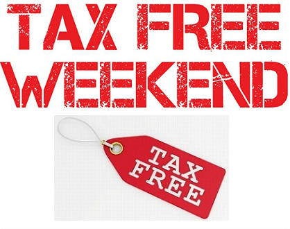Oklahoma's Tax Free Weekend is set for this weekend