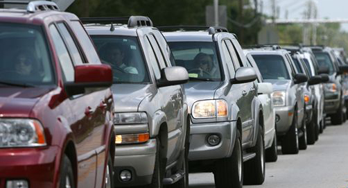 Senior Drive on first day of school; plan ahead