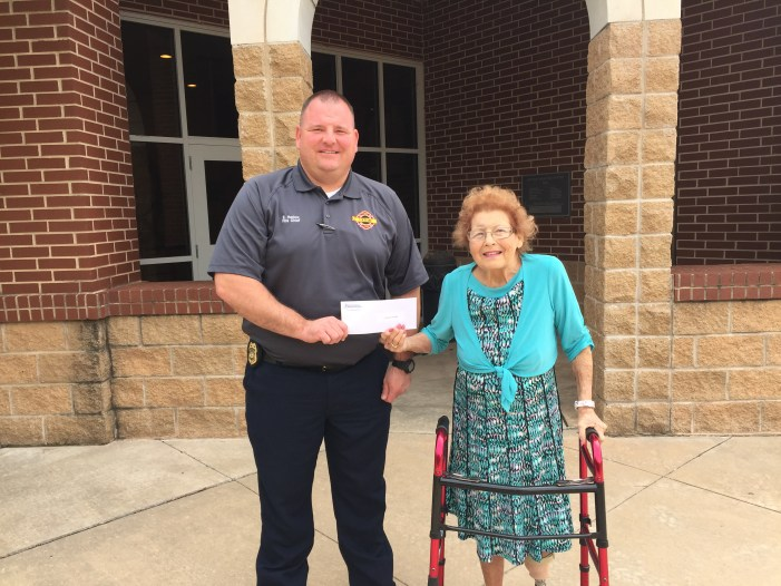 Guthrie Fire-EMS department receives grant