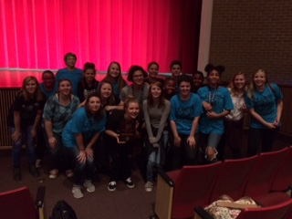 GHS drama team takes third at regionals