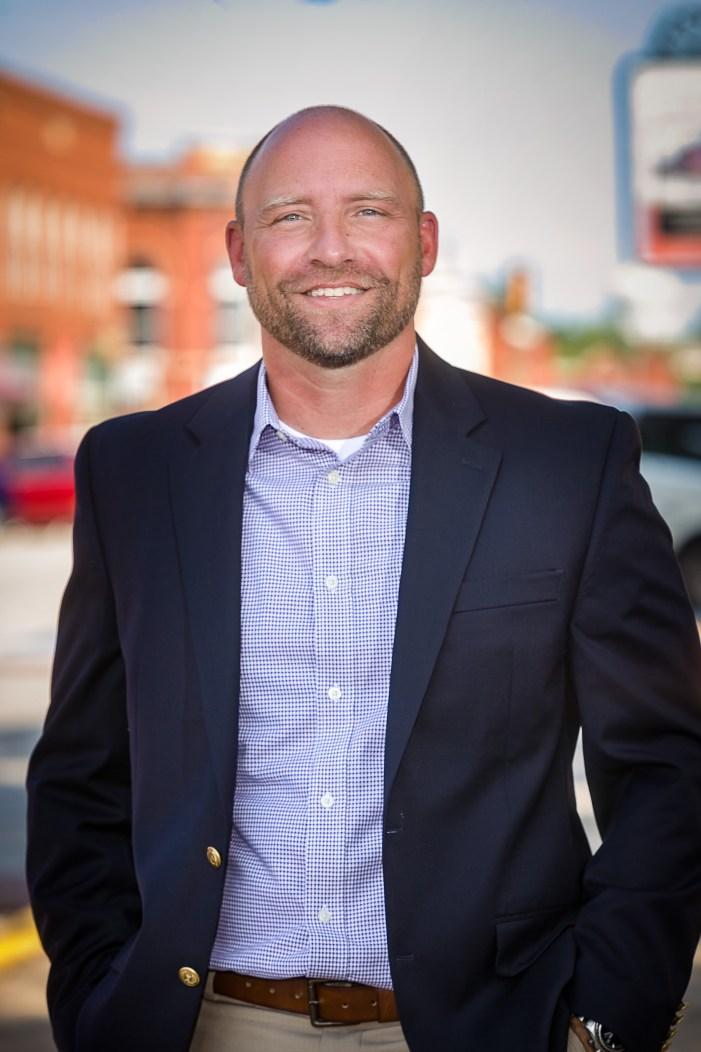 Senator A.J. Griffin endorses Republican candidate for State Representative