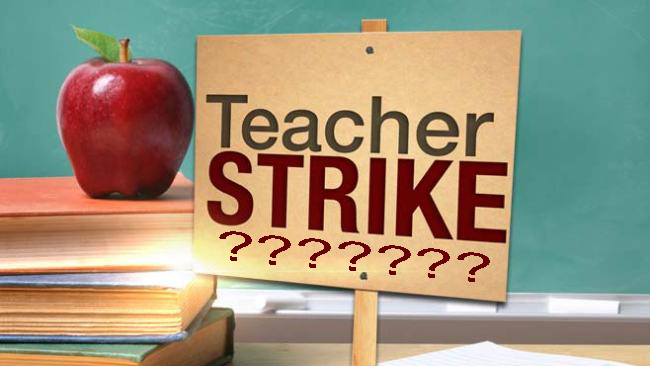 Oklahoma teachers could be walking out of classrooms in April