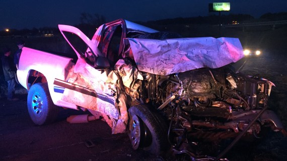 Video: Two people critically injured following vehicle accident