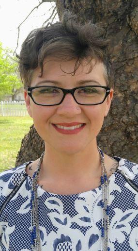 Angela Moffitt-Jones running for HD 31; a teacher looking for change