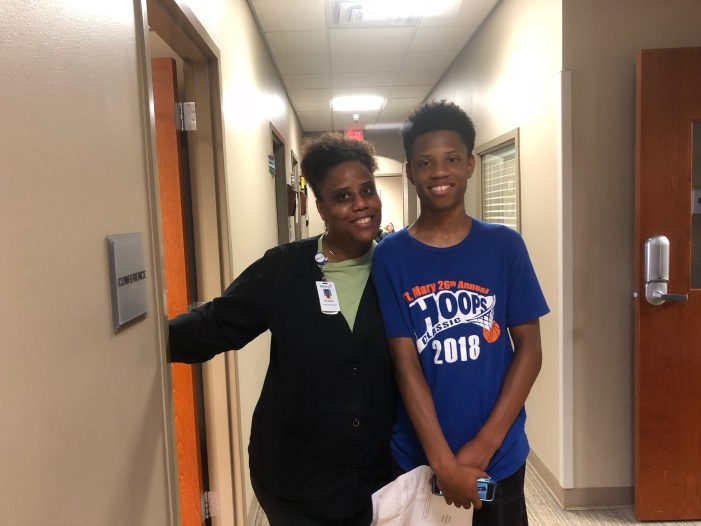 Mercy Clinic provides 400 free physicals for GHS student-athletes