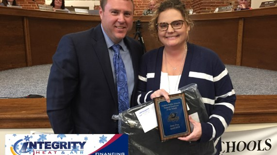 Jana Frey, Patsy Kinzie named GPS Employees of the Month