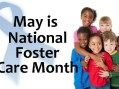 Video: DHS takes the plunge for National Foster Care Awareness Month; calls out GPD, LCSO