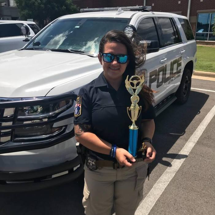 GPD cruiser takes first place at car show