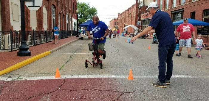Summer Streets enjoys third year in downtown Guthrie