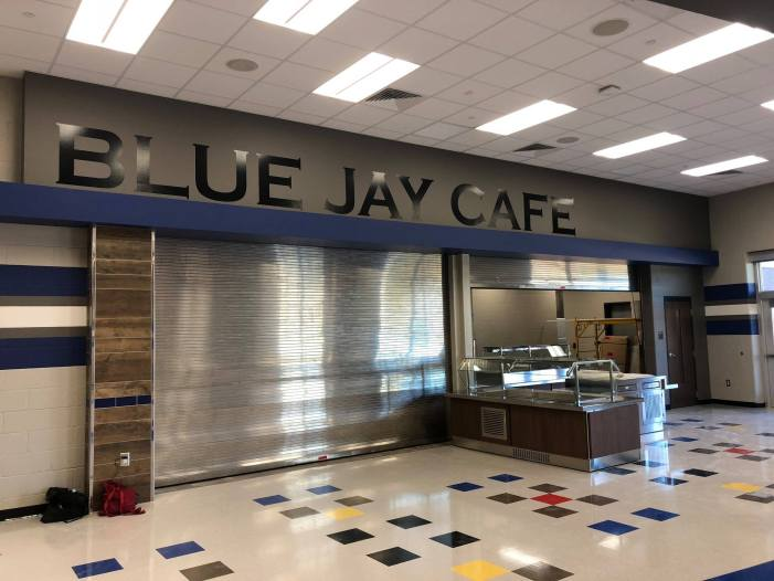 Charter Oak Elementary cafeteria to be serving meals soon
