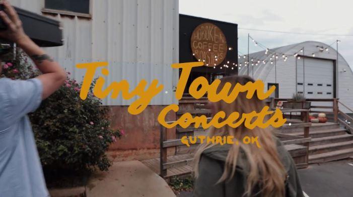 Watch: Hoboken Coffee Roasters hosts new music video series in Guthrie