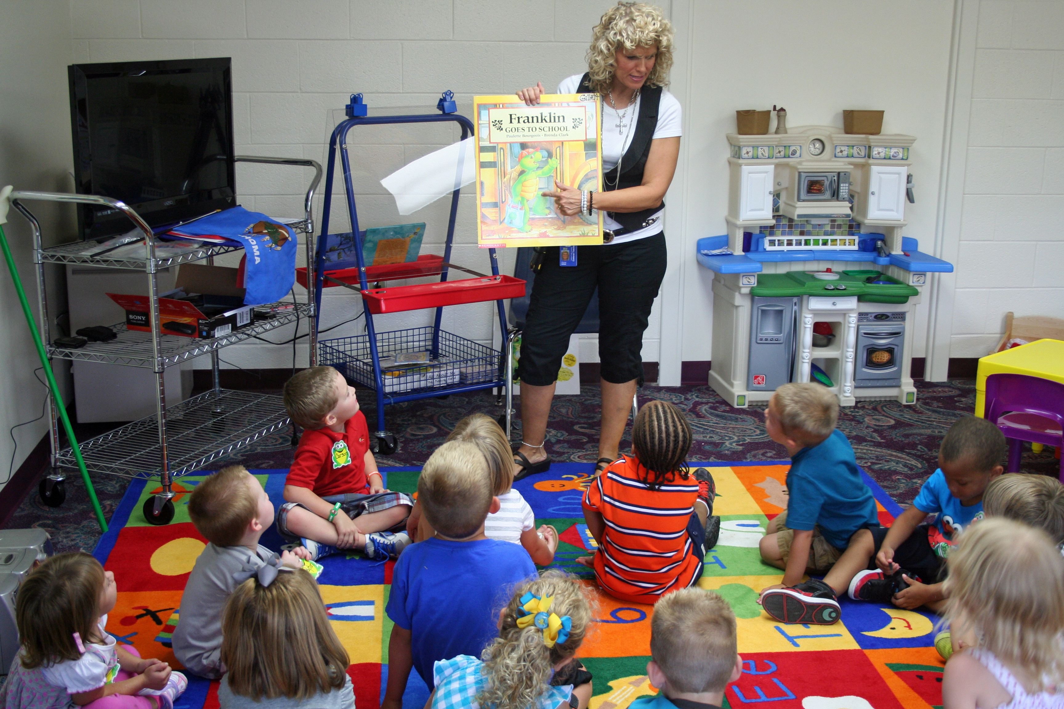 Books Needed For Guthrie's Intergenerational Prek Classroom  Guthrie News Page