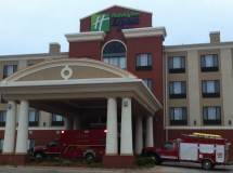 Girl Rescued Elevator Firefighters Guthrie Page