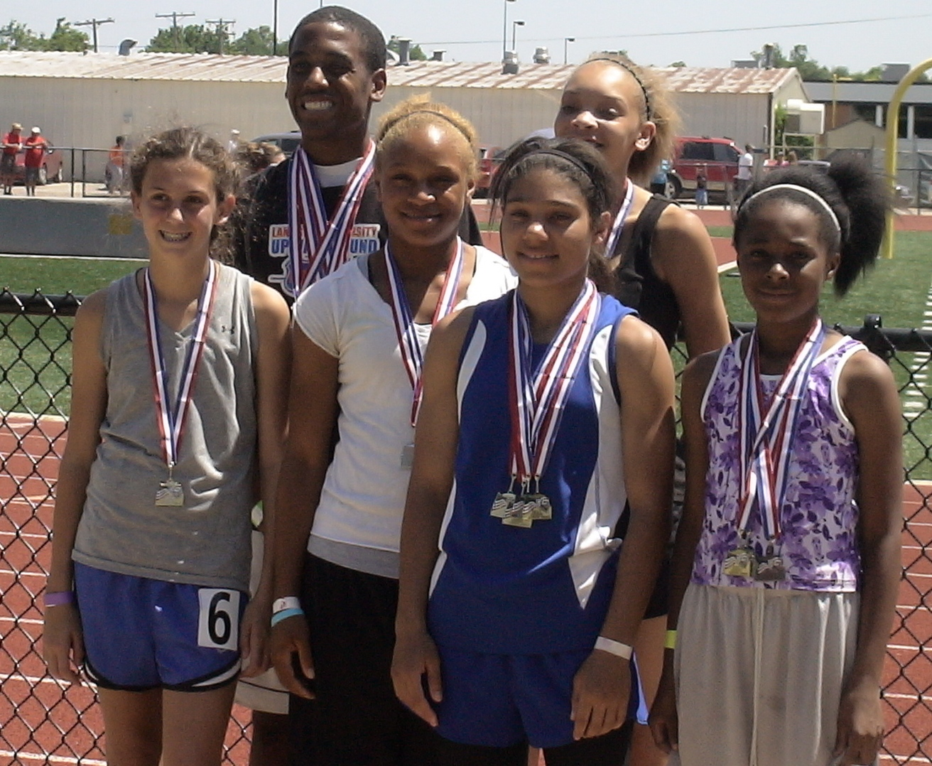 Guthrie Tracksters Qualify For Regionals In Lawrence