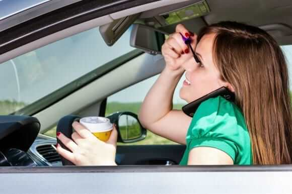 Going After Distracted Driving in Texas