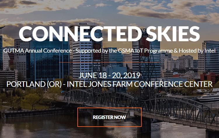 CONNECTED SKIES, June 18-20, Portland, Oregon