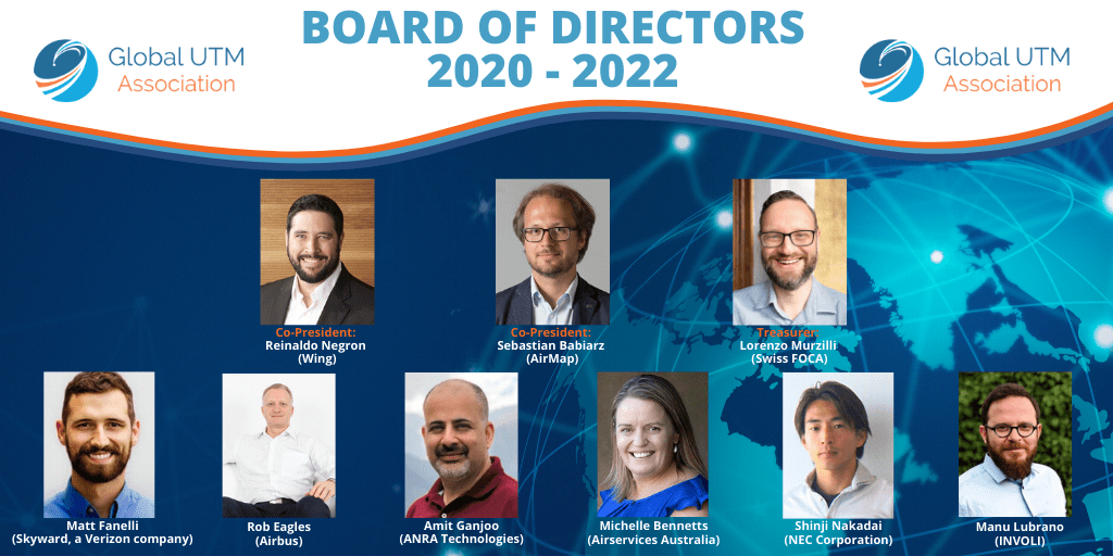 GUTMA welcomes the newly elected 2020-2022 Board