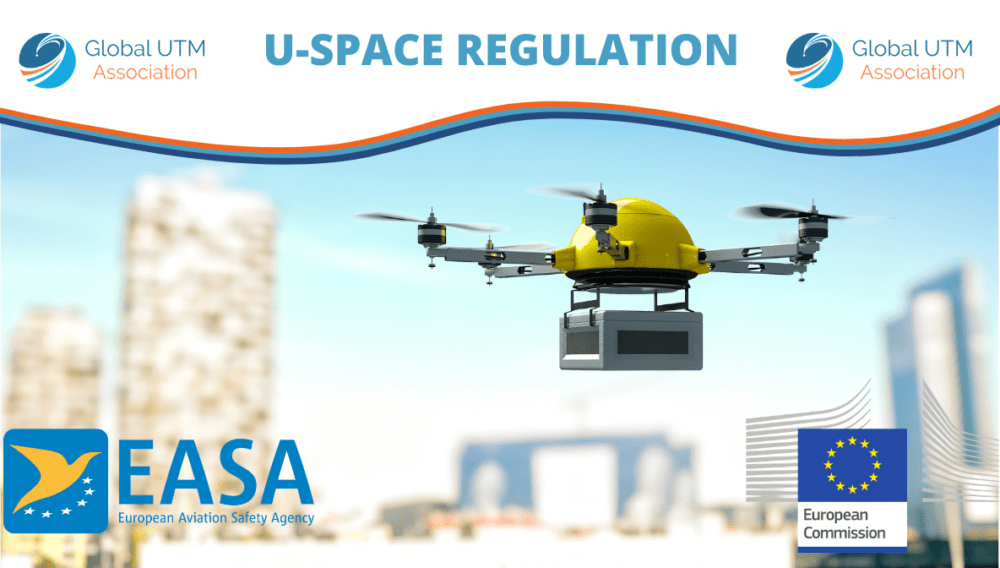 U-Space Regulation officially adopted by the European Commission