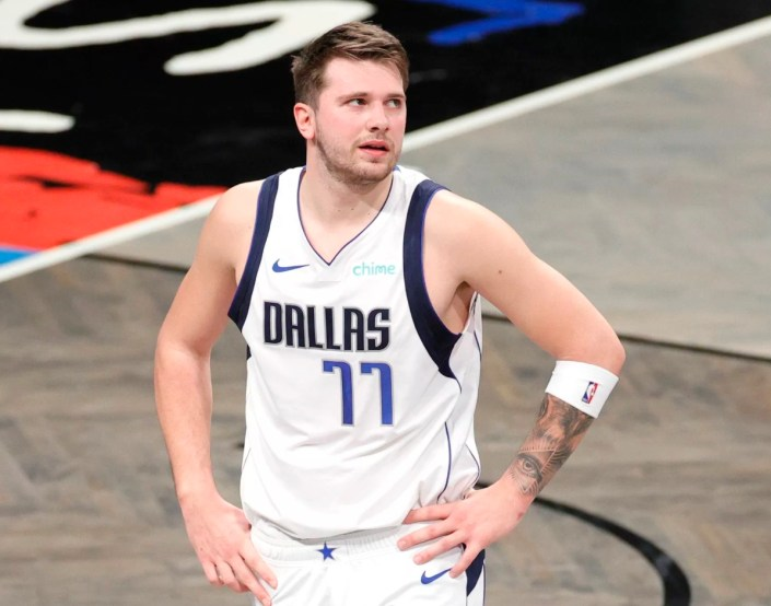 Luka Doncic submits hilarious LinkedIn profile…