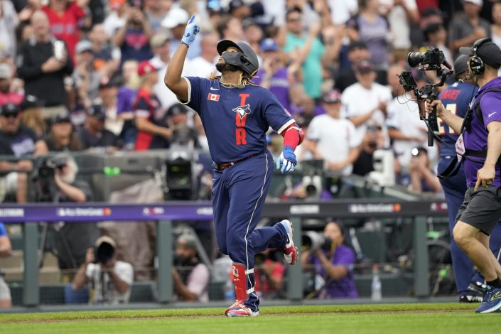 American League wins the MLB All-Star Game…