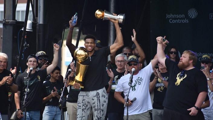 Milwaukee Bucks are NBA Champions…