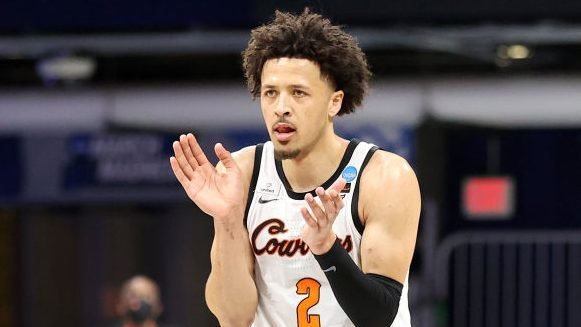 Cade Cunningham is clearly the No. 1 pick in NBA draft…