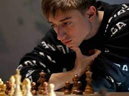 Chess — Dubov paints a masterpiece…